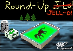 Round-Up Jello